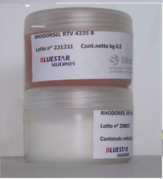 Gomme siliconiche rtv di poliaddizione silbione 4335 a for Gomme siliconiche per calchi